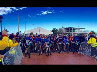 Tracks Ibiza en la Costa Blanca Bike Race